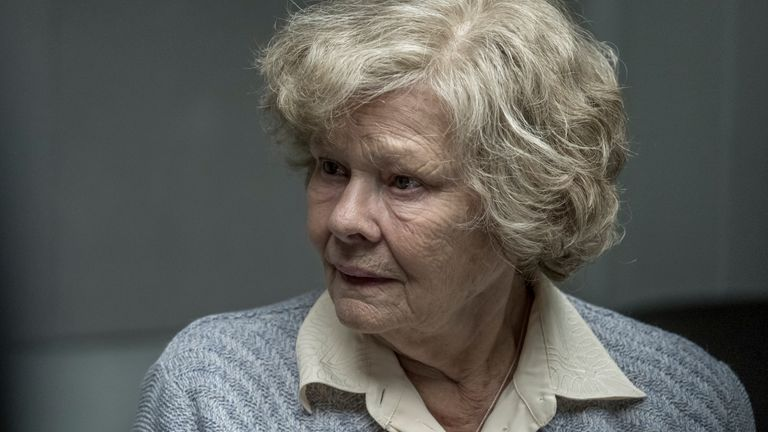 Dench plays the title role in Nunn's wartime thriller Red Joan
