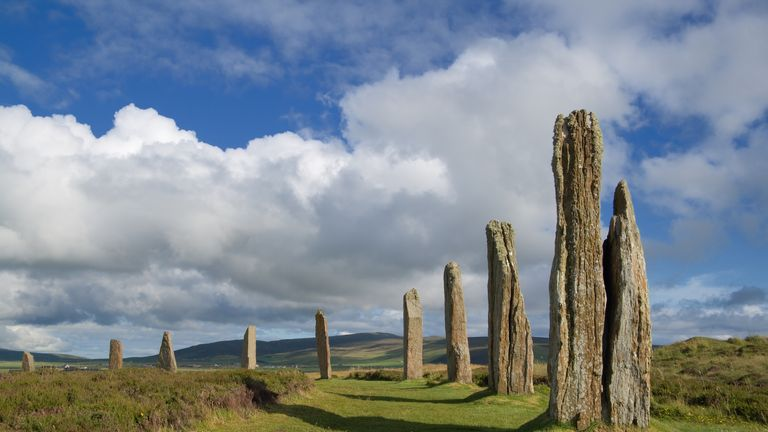 Ring of Brodgar: 4,000-year-old stone circle vandalised with graffiti in 'mindless act'