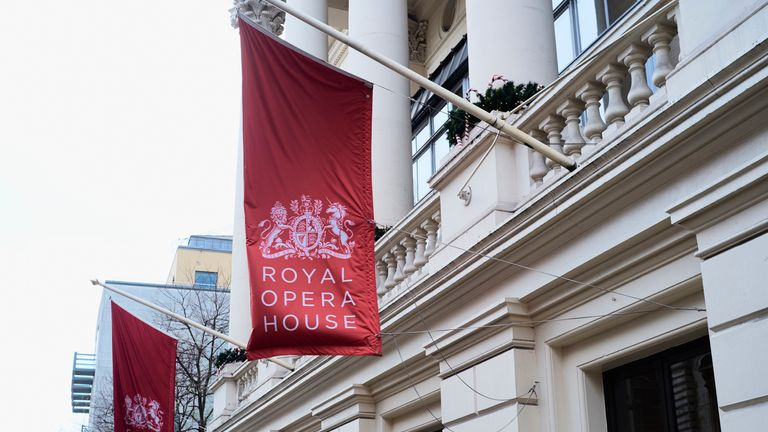 The Royal Opera House challenged the Court of Appeal, arguing the case could have 'disturbing implications' for live music in England and Wales