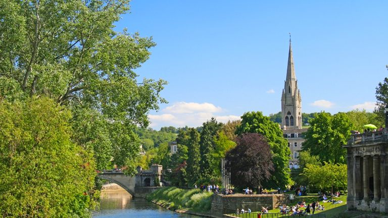 Salisbury tops list of best places to live in the UK
