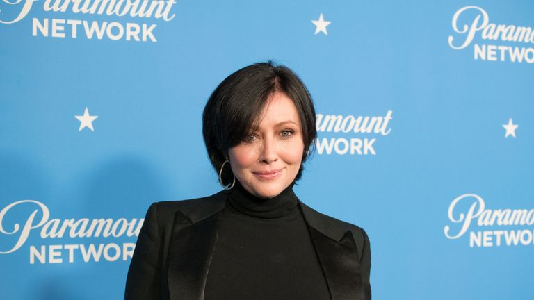 Shannen Doherty is set to feature in a new version of Beverley Hills 90210