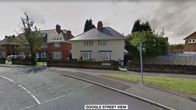 Boy, six, injured after shots fired at house in Wolverhampton
