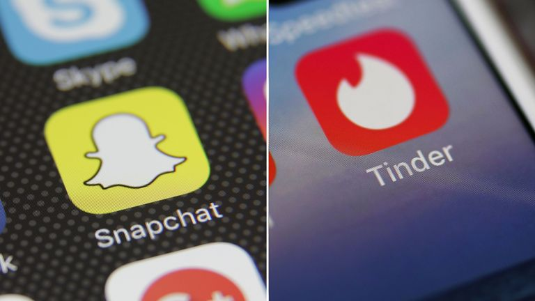 Snapchat has announced a partnership with Tinder