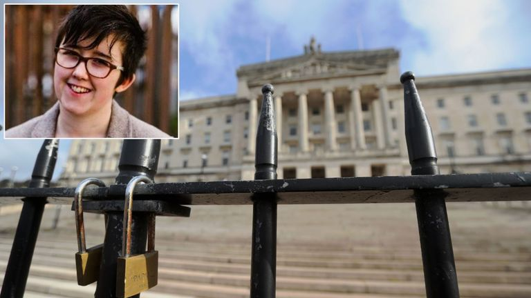 Journalist Lyra McKee has inspired new talks on powersharing at Stormont