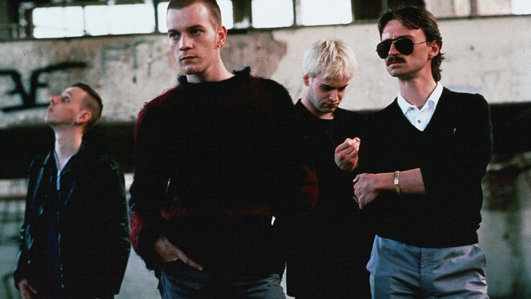 Irvine Welsh's Trainspotting - Ewen Bremner, Ewan McGregor, Jonny Lee Miller, Robert Carlyle