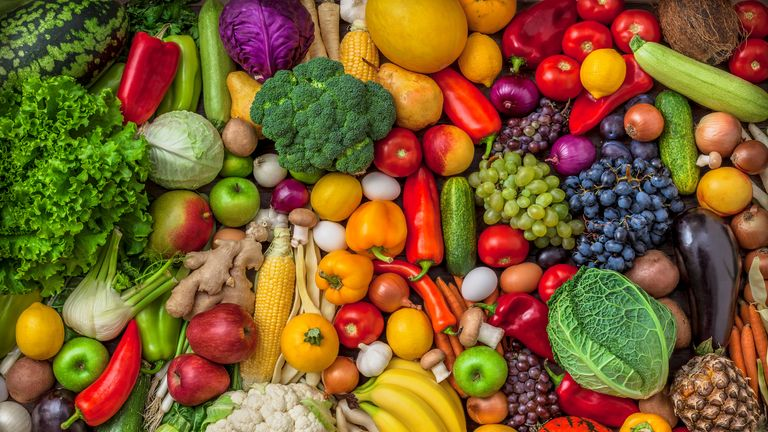 Vegetables and fruits can help protect people from breast cancer