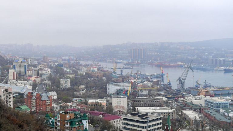 Mr Putin and Mr Kim will meet in the far eastern Russian city of Vladivostok