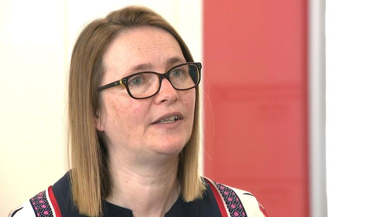 Wales & # 39; Education Minister Kirsty Williams