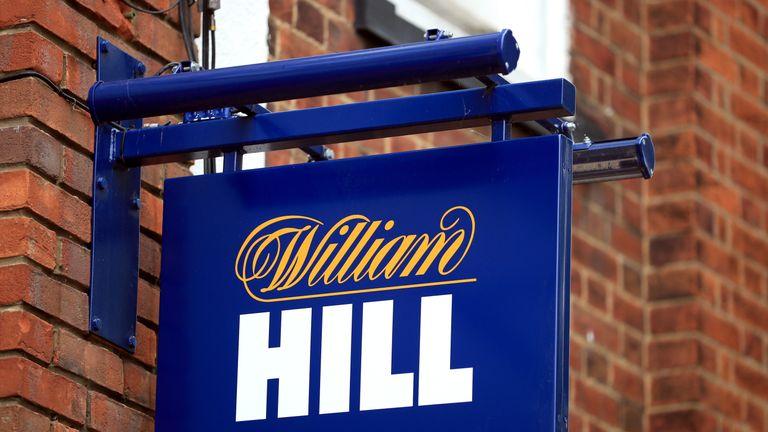 William Hill shop 18/9/2016
