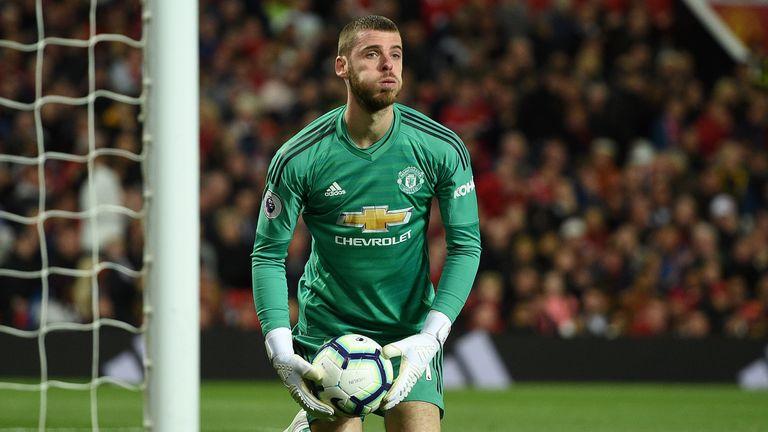 Jordan Pickford defends Manchester United's David de Gea   Football News  