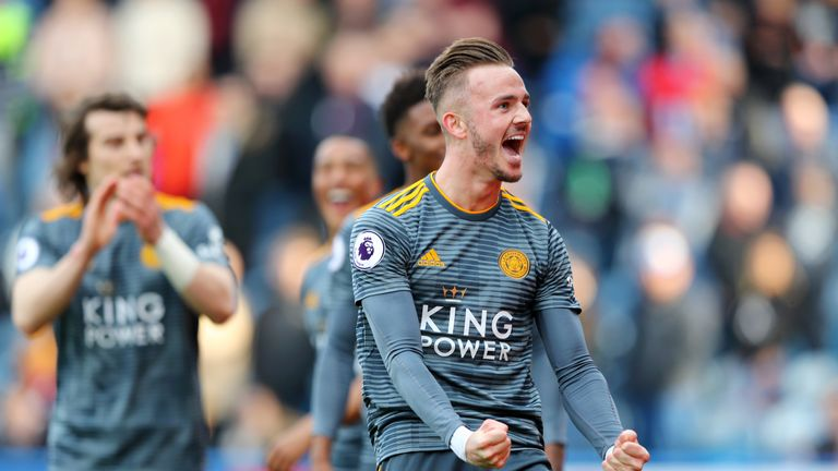 With James Maddison edging towards David Beckham's record of five free-kicks in a season, we take a look at the Foxes' midfielder's efforts