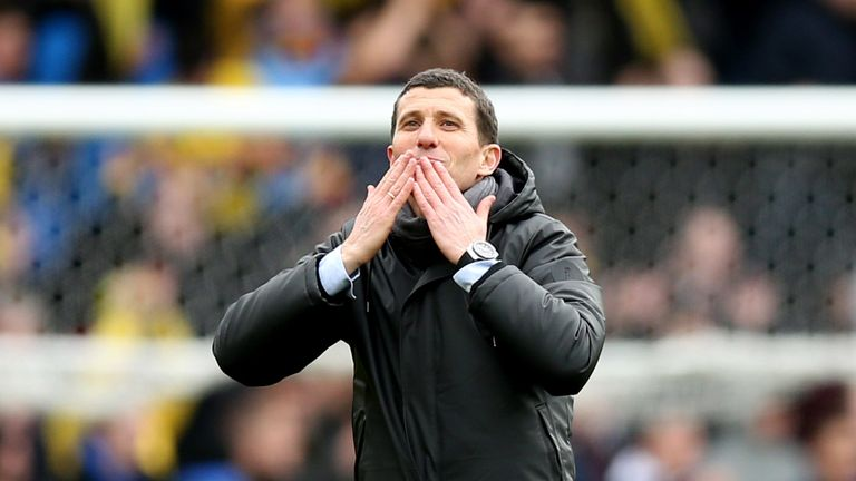 Gracia fully focused on West Ham challenge
