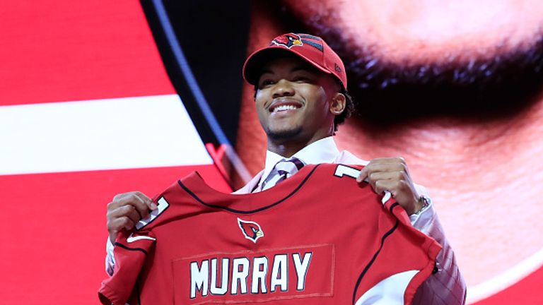 Kyler Murray was picked first by Arizona Cardinals in the 2019 NFL Draft