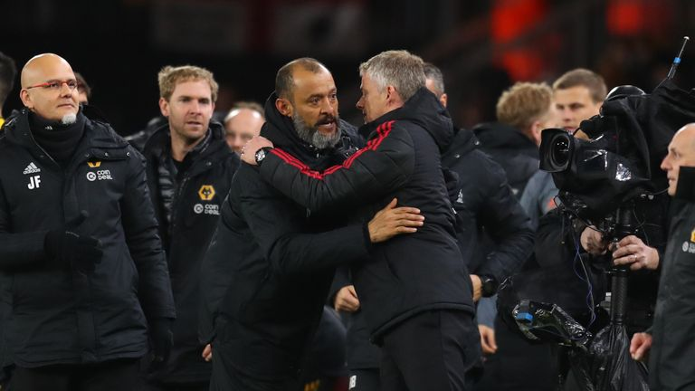 Solskjaer seeks Champions League solace after Wolves setback