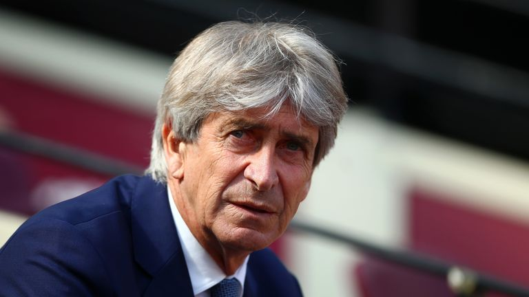 Manuel Pellegrini hopes to end West Ham's 'transition season' with a 'winning mentality', starting with their trip to Tottenham on Saturday, live on Sky Sports.
