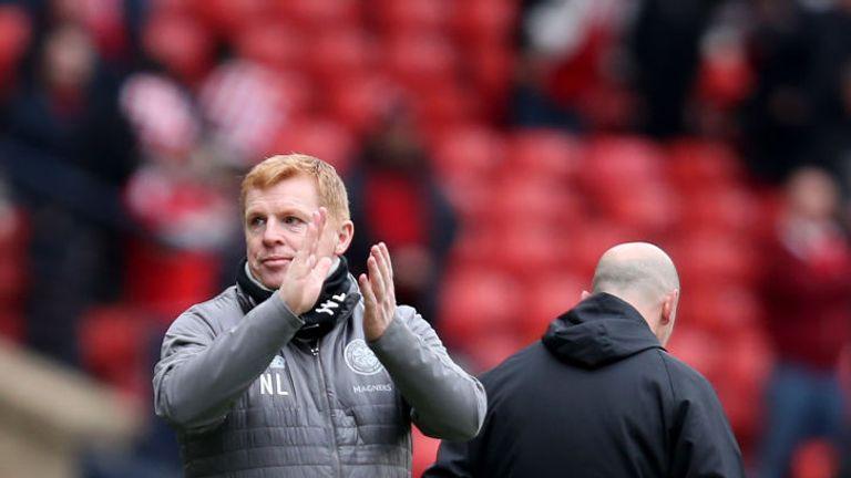 James McFadden and Kris Boyd reflect on Lennon's achievement and Celtic job prospects