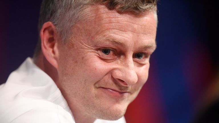 Ole Gunnar Solskjaer puts Manchester United's Nou Camp history aside for Barcelona return | Football News |