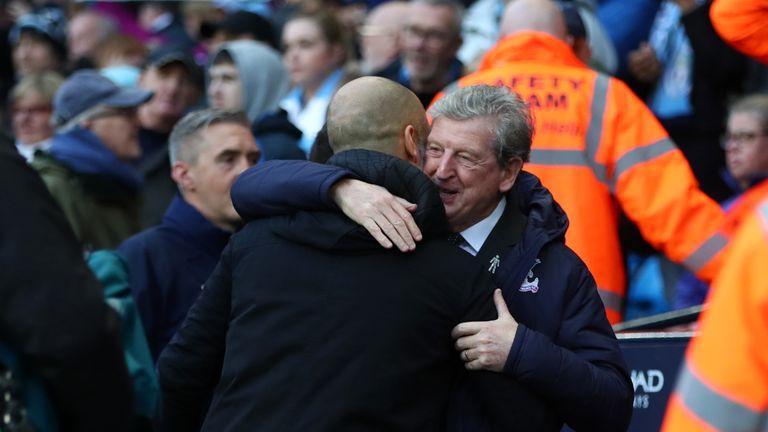 Pep Guardiola says he won't coach for as long as Roy Hodgson | Football News |