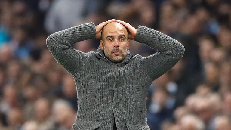 Pep Guardiola wants his Manchester City players to always remember the feeling of being knocked out of the Champions League and use that as motivation in the future