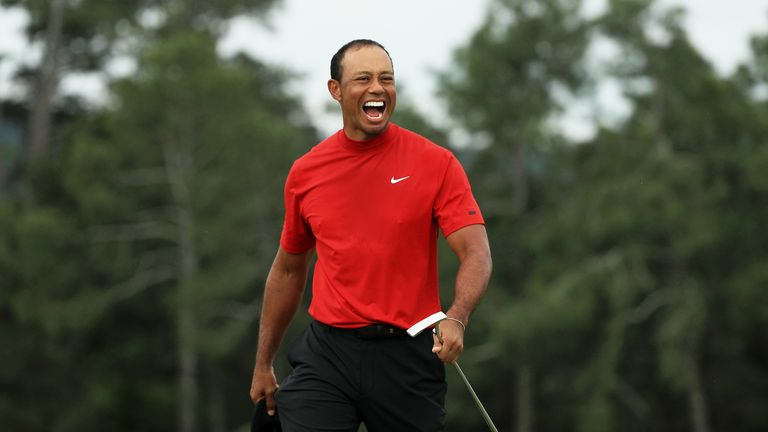 Will Tiger Woods add to his major tally at the PGA Championship? Watch all four days from Bethpage Black, live on Sky Sports
