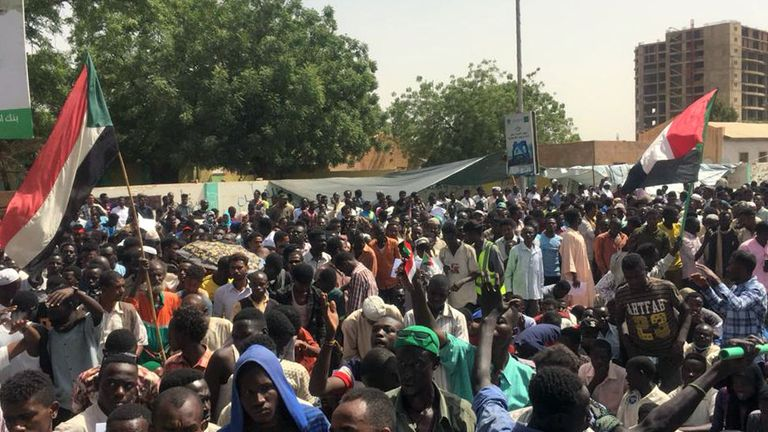 Sudan army vows to hand over power after uprising and coup