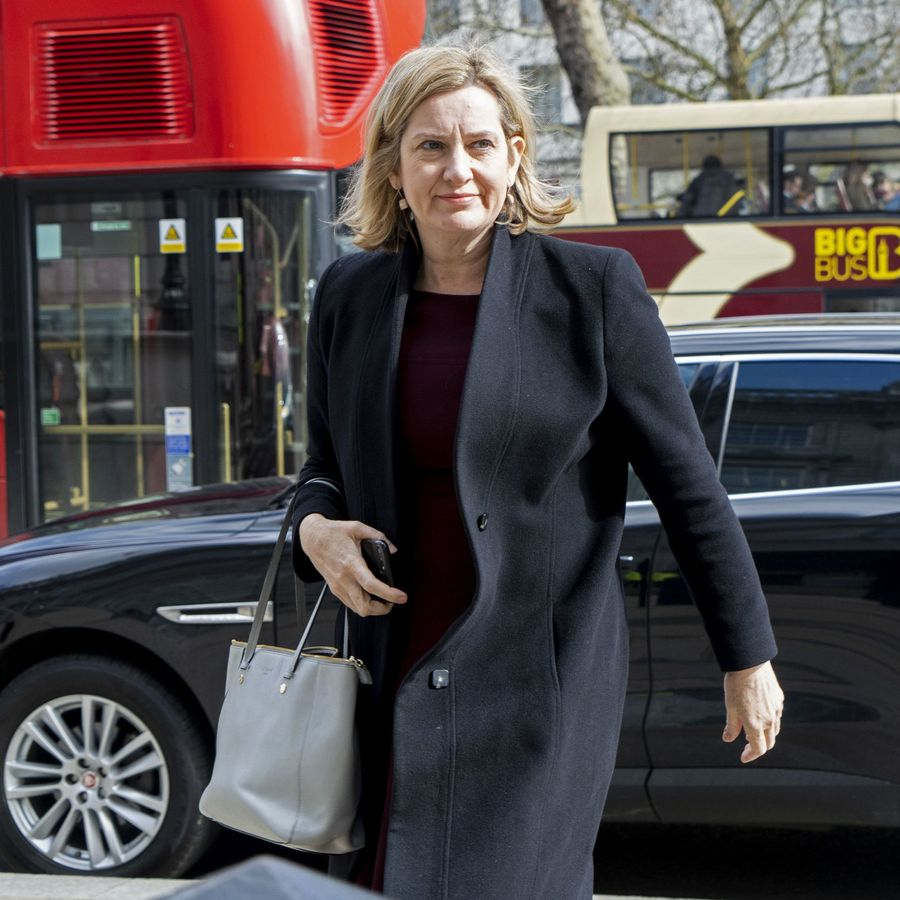 Amber Rudd has threatened to defy Theresa May to secure an extension