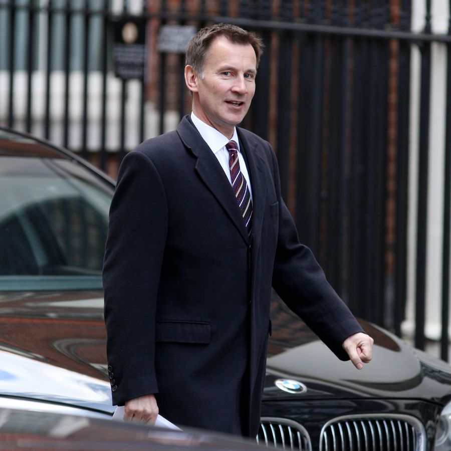Jeremy Hunt has kept his cards close to his chest on Brexit
