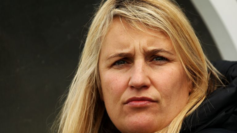 Chelsea Women's coach Emma Hayes has been linked with the men's job at Stamford Bridge should Maurizio Sarri leave this summer, but will she get the job?