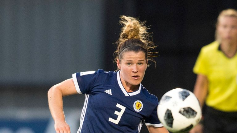 Scotland Women name their squad for this summer's World Cup in France