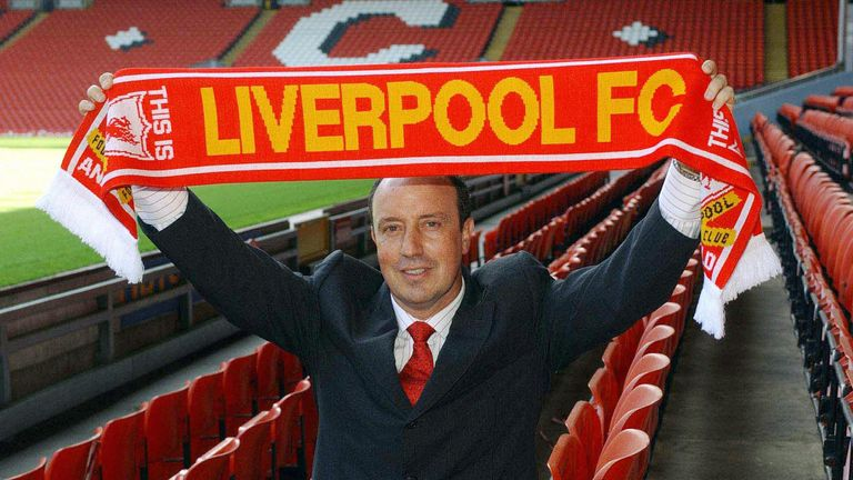 Tubes sits down with Rafael Benitez to talk about Newcastle & his time at Liverpool.