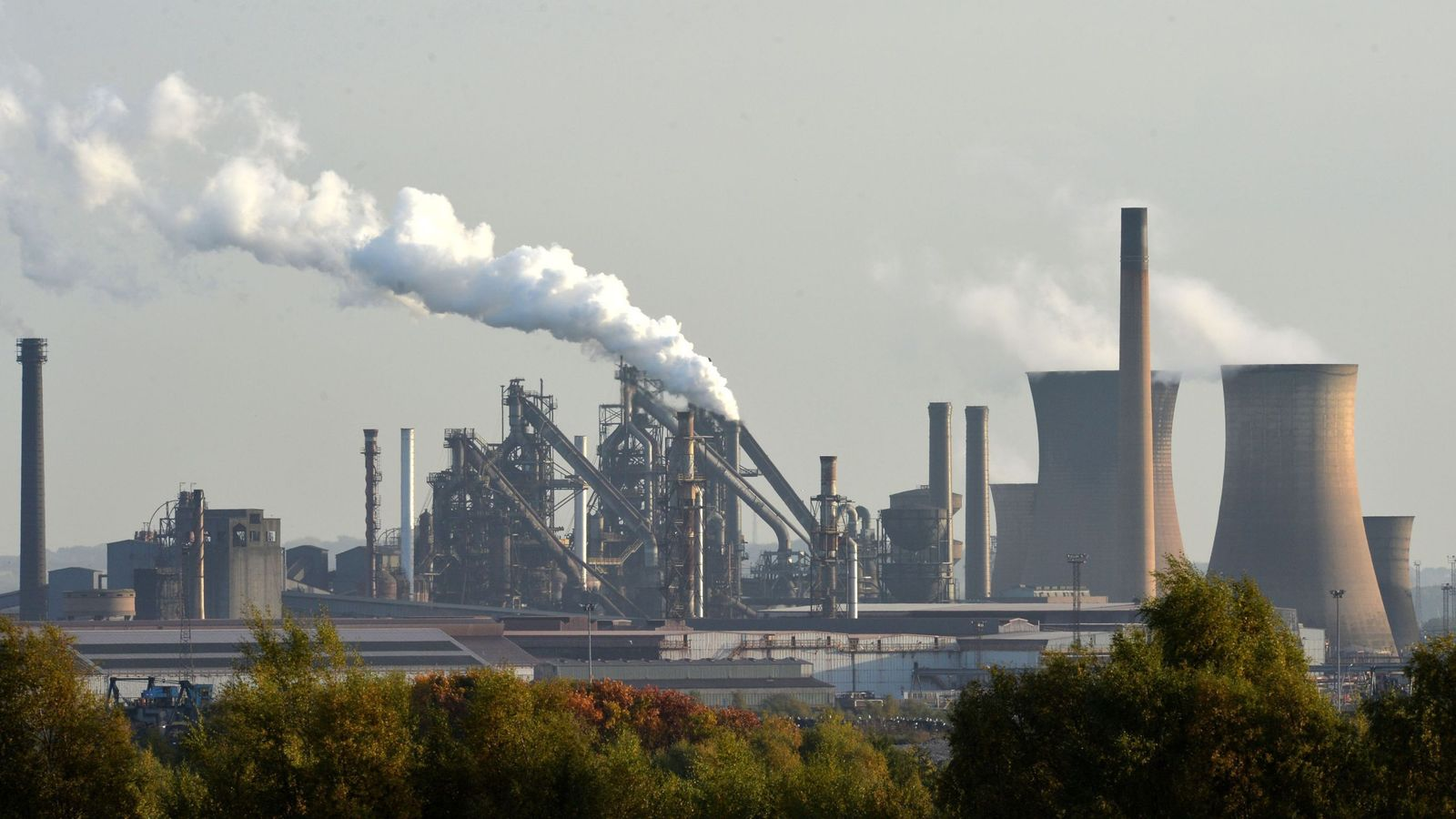 British Steel on verge of being rescued by China - saving thousands of jobs