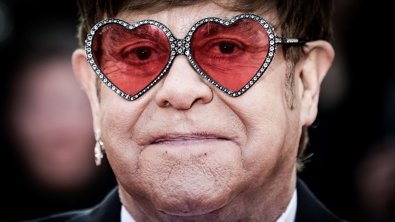 Elton: 'I had to learn to walk again' after life-threatening infection