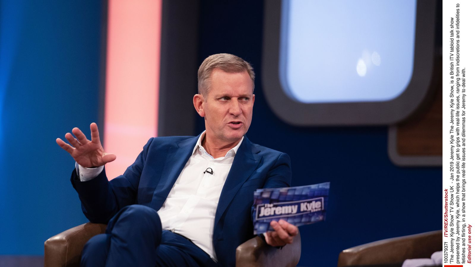 Jeremy Kyle Show axed by ITV after death of guest Steve Dymond