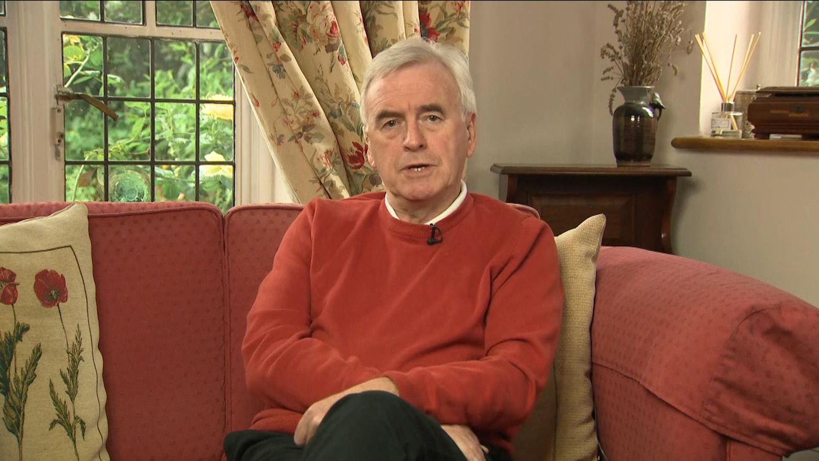 Shadow chancellor John McDonnell: 'We'll work with anyone to block no-deal Brexit'