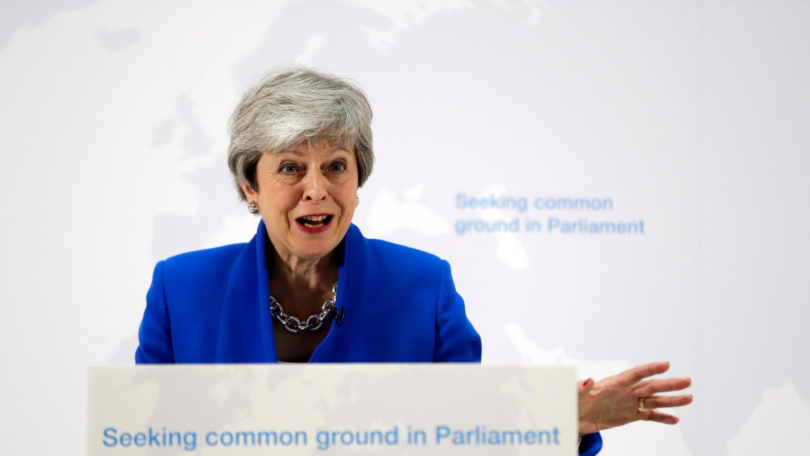 PM's offer of second referendum vote fails to win over MPs
