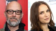 Natalie Portman says she thought Moby was 'creepy'