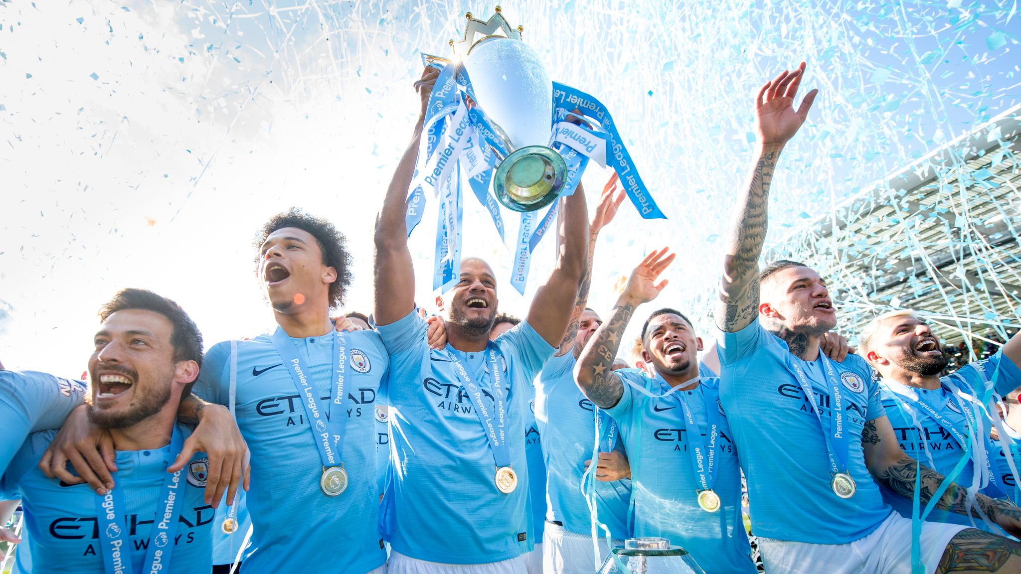 Manchester City Banned From Champions League For Two Seasons UK News Sky News