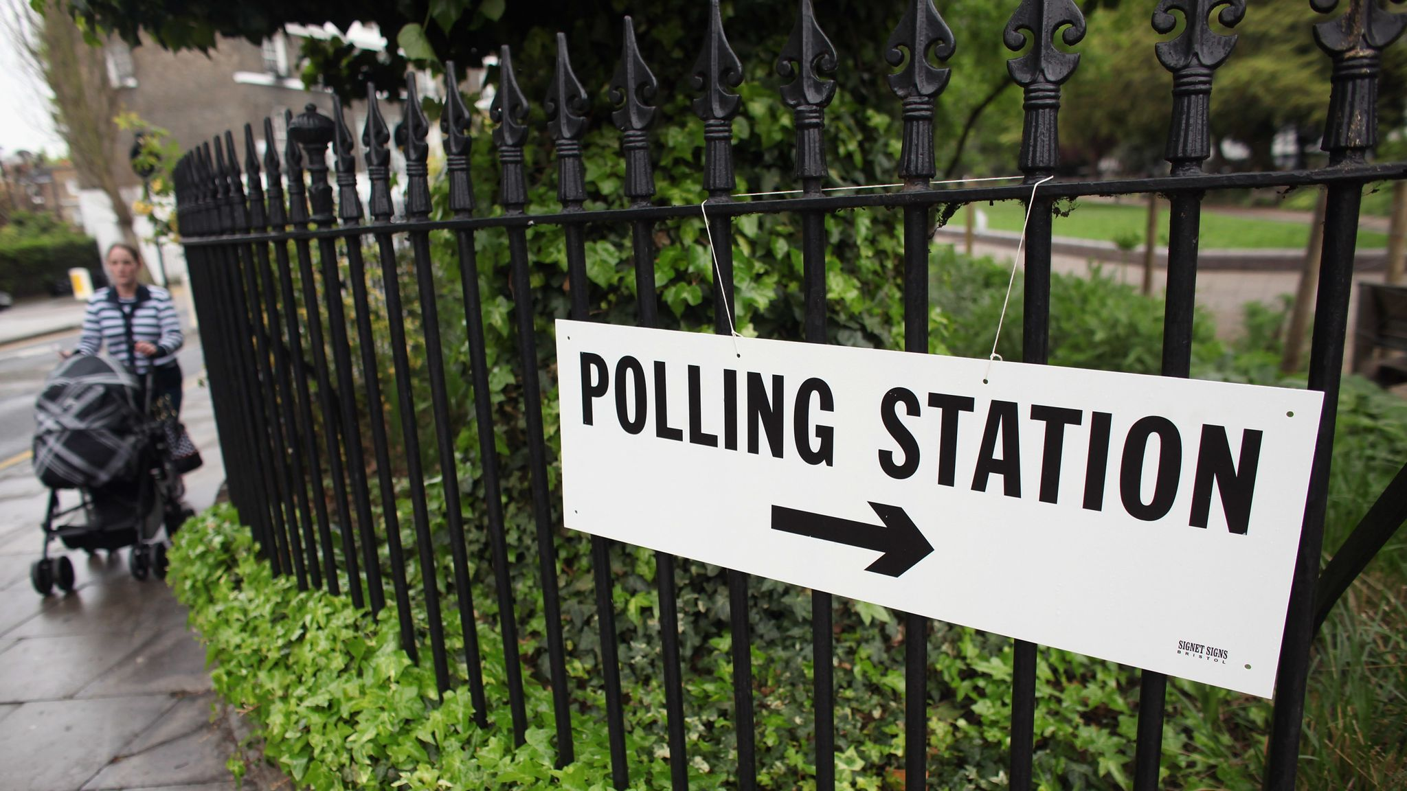 Sky Data poll: Majority of Britons want a general election when new PM is in place