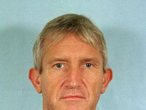 Undated handout file photo issued by Kent Police of road rage killer Kenneth Noye, as the road-rage killer will learn this week if he can be released from jail.