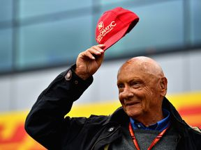 Niki Lauda has died aged 70