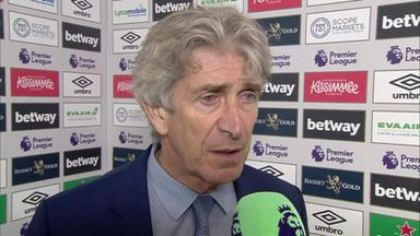 Pellegrini: The fans are happy