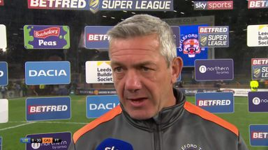 Daryl Powell on win over Leeds