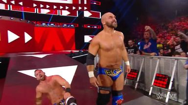The Revival pick up win over The Usos