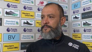 Nuno: It was a really tough game
