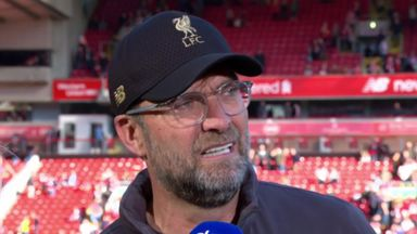 Klopp: This is the first step