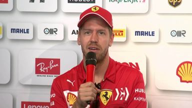 Vettel: Lauda a big loss to F1