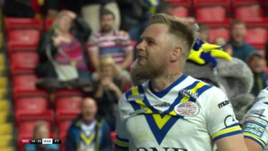 Austin inspires Warrington to victory