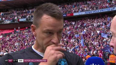 Terry: Experience got us through