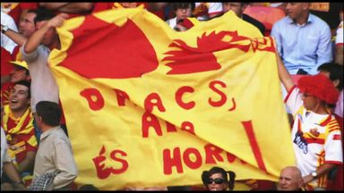 Catalans Dragons' historic moments