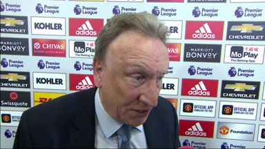 Warnock: We're in a good place